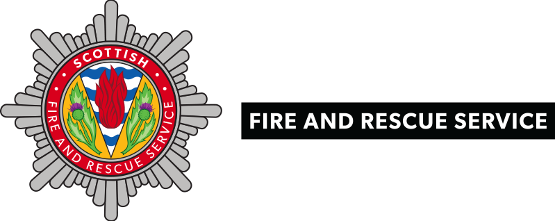 Scottish Fire and Rescue Service logo transparent